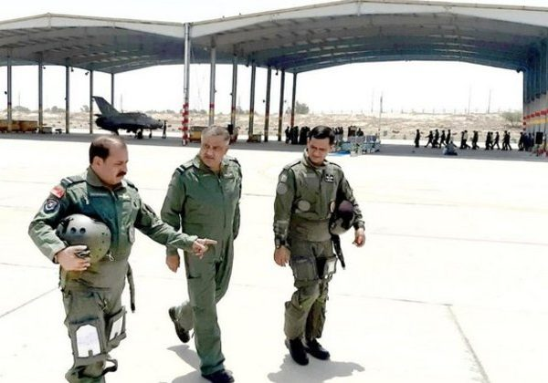 IAF chief visits Ladakh to review operational preparedness: Ladakh