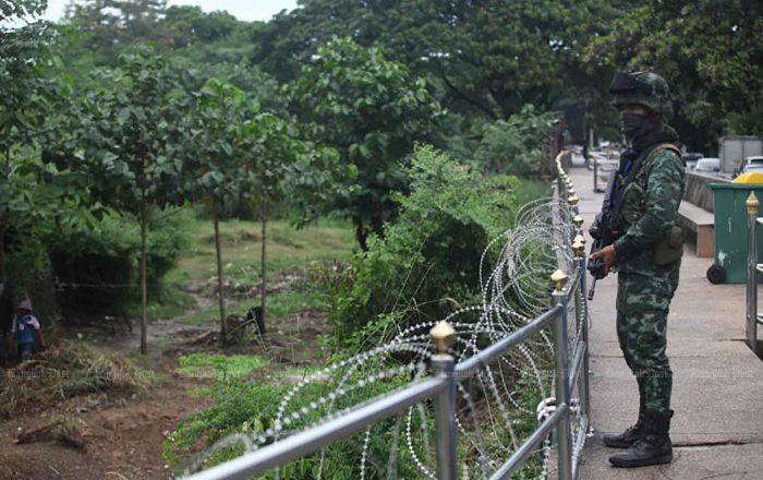 Govt steps up border patrols