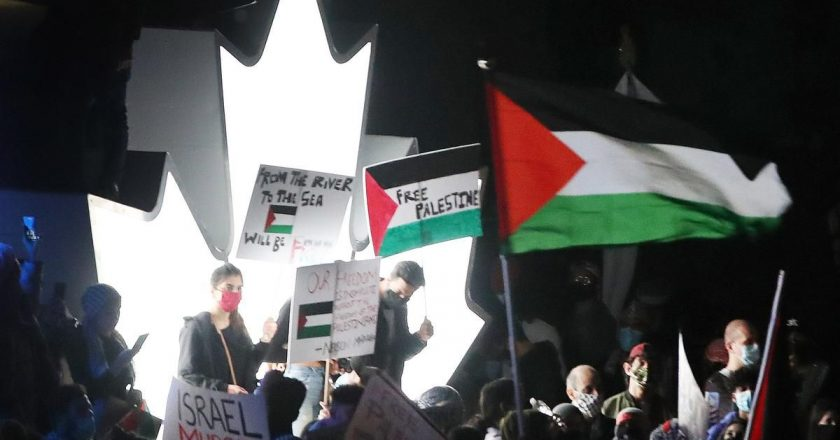 A narrative shift on Palestinian experiences is disrupting the status quo