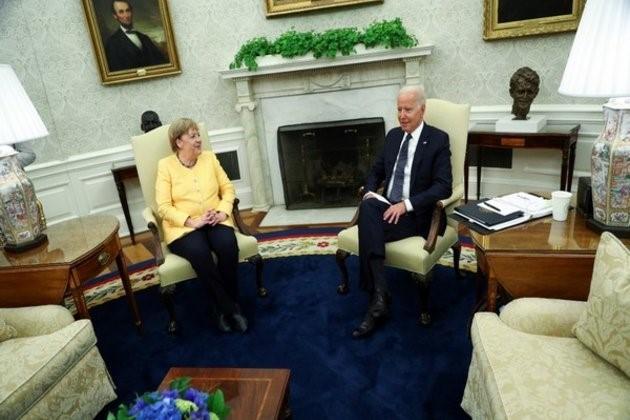 Eye on China, Biden and Germanys eye on China