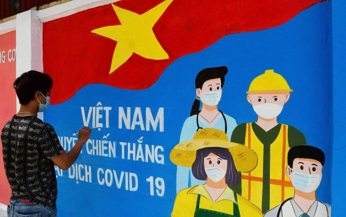 New US push: Vaccine and Mekong