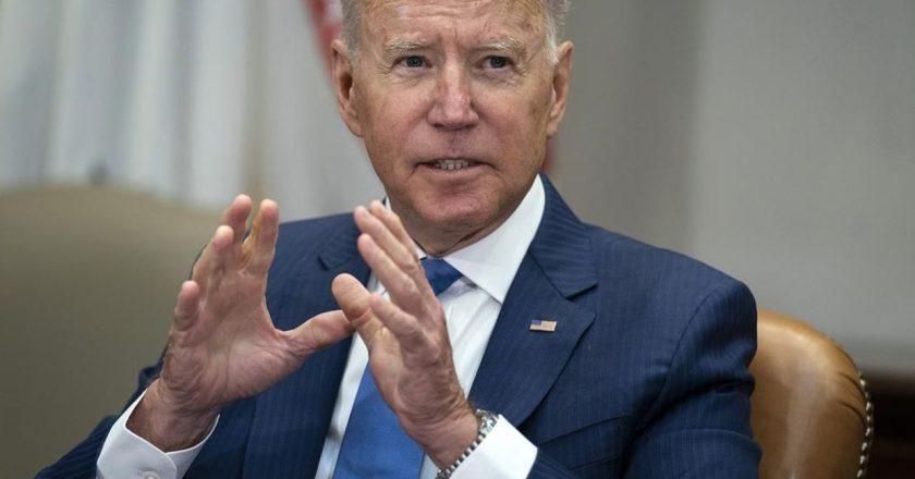 Biden blasts 'un-American' voting limits; Texas Dems act