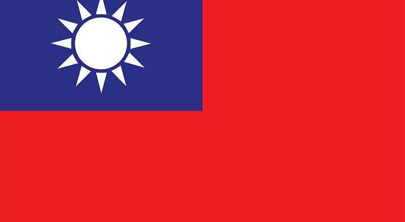 Cultural cut of China and Taiwan