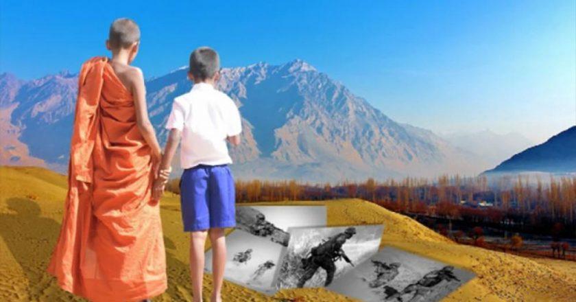 Tibetan children to undergo military training in summer vacation