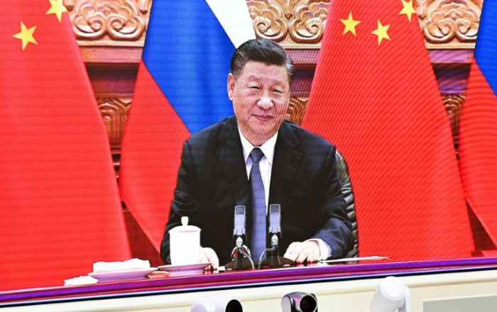 Reunification with Taiwan peacefully: Xi Jinping