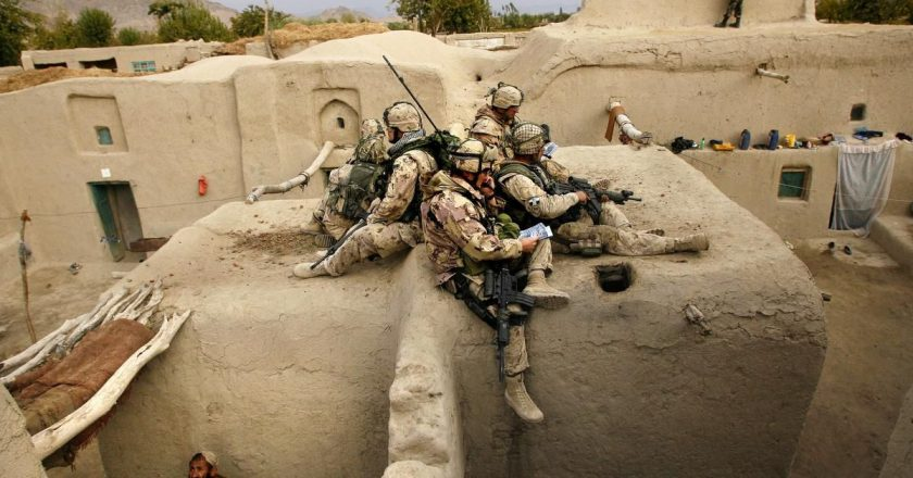 To avoid another Afghanistan, Canada must leave NATO