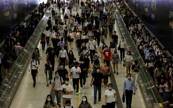 Nearly 65,000 Hong Kongers apply for UK visa scheme