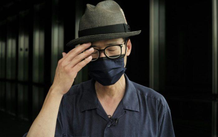 Why a Hong Kong artist chose self-exile in Taiwan