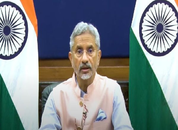 New Delhi would like to re-visit the level of ambition that it has set for the partnership with the South East Asian bloc, said External Affairs Minister