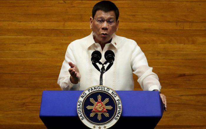 Timeline: Philippine President Duterte's tumultuous term