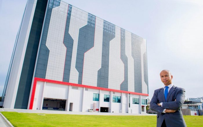 Cloud competition heats up with new data centre