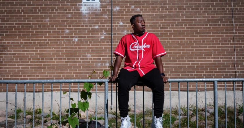 Scarborough-born activist and educator Curtis Carmichael wants to help kids thrive, not just survive
