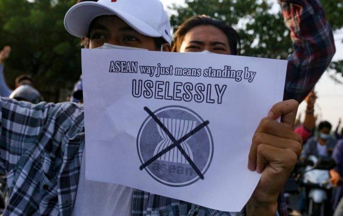Myanmar crisis shows Asean's limits